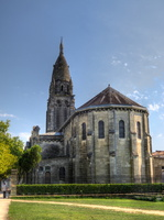 Bordeaux - Eglise Sainte Marie